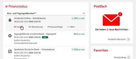 Multibanking Sparkasse Mittelsachsen